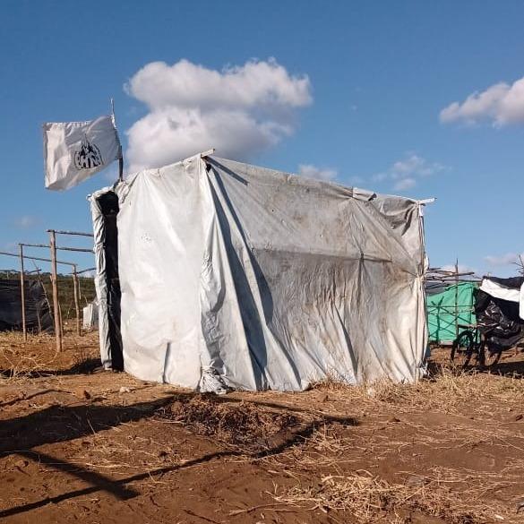 Famílias ocupam área pública em Vitória da Conquista (BA)  na luta por moradia: entrevista com Nilde Oliveira (MTD)azem ocupação em á