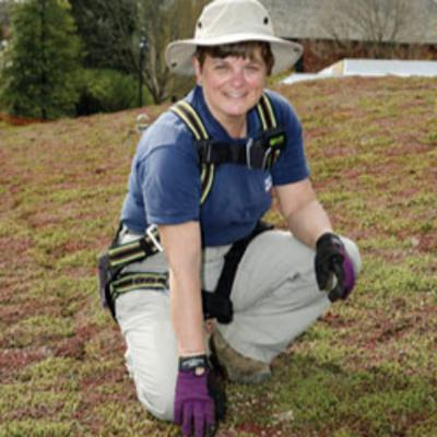 Episode 57 - Green Roofs and Walls