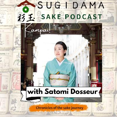 How to order sake and other tips from Satomi Dosseur