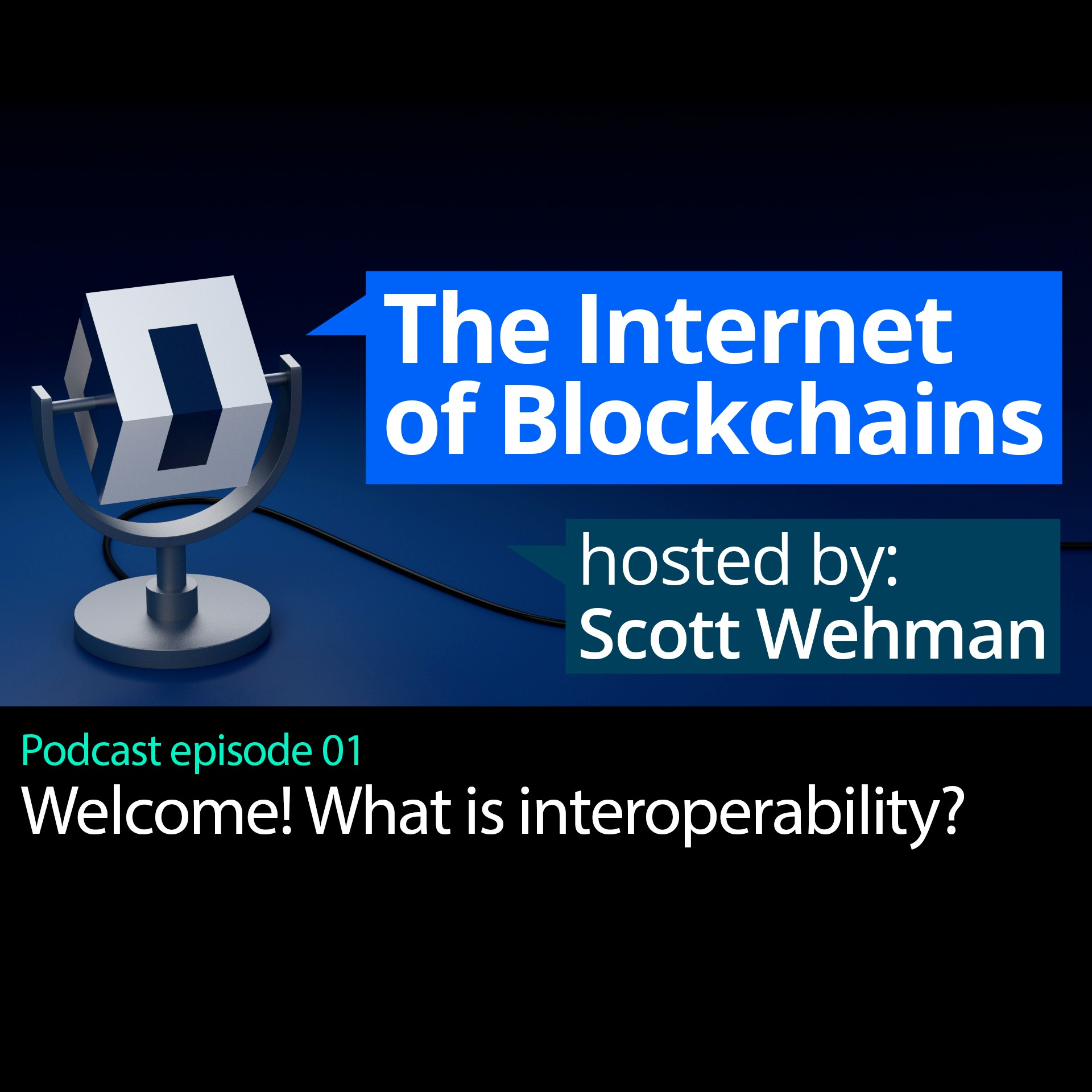 Episode 1 - Welcome! What is Interoperability?