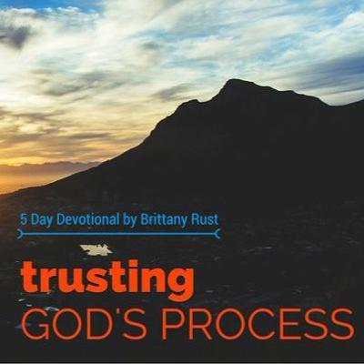 #Trusting God's Process 5