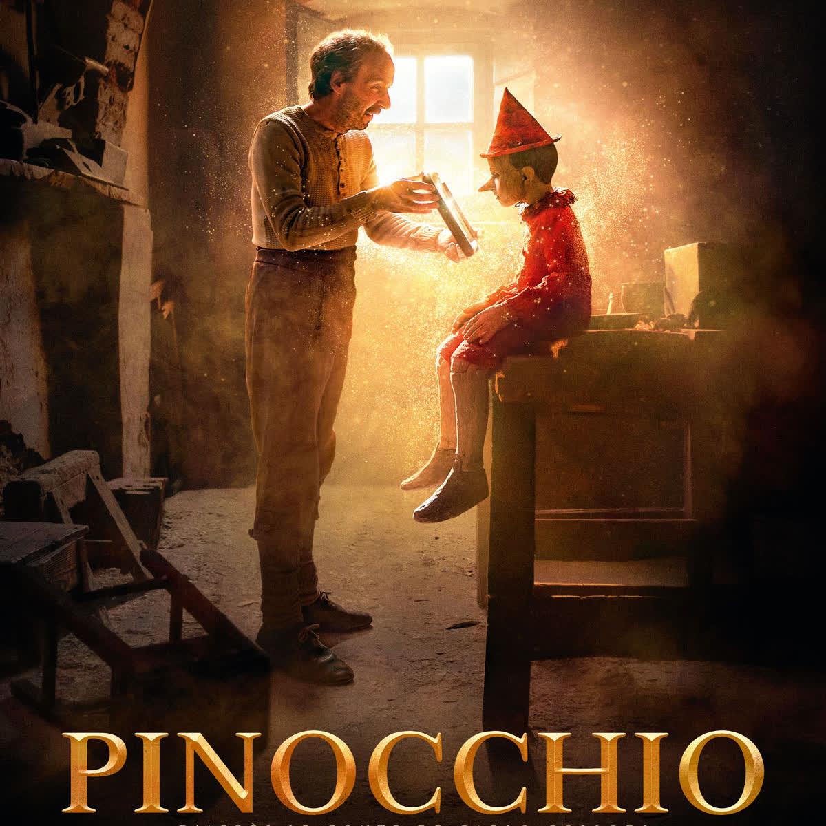 Pinocchio 2019 نقد و بررسی فیلم