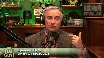 Leo Laporte - The Tech Guy: 1672
