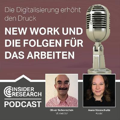 New Work und die Folgen für das Arbeiten, ein Interview mit Anna Vossschulte von Asana