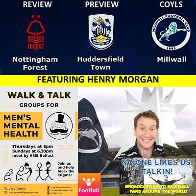 Henry Morgan Reviews Middlesbrough & Previews Huddersfield v Millwalll 190121