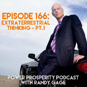 Episode 166: Extraterrestrial Thinking - Pt.1 (Podcast Exclusive)
