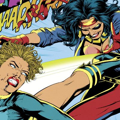 Comic Book Character Of The Month - Birds of Prey