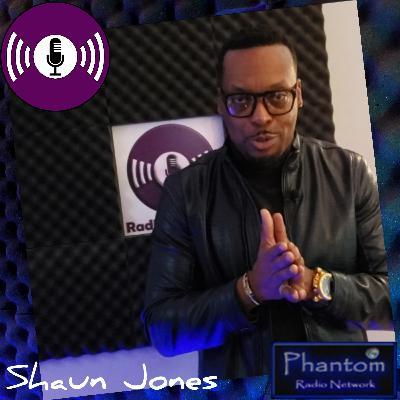 Comedian Shaun Jones