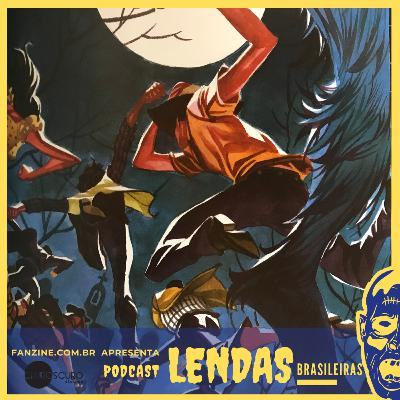 Perna Cabeluda - Lendas Brasileiras