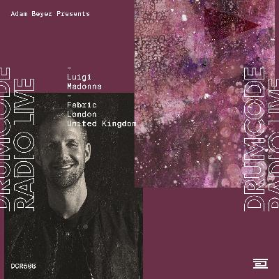DCR508 – Drumcode Radio Live – Luigi Madonna recorded live at Fabric in London