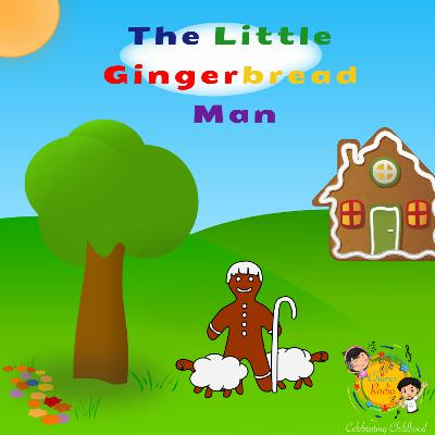 The Little Gingerbread Man
