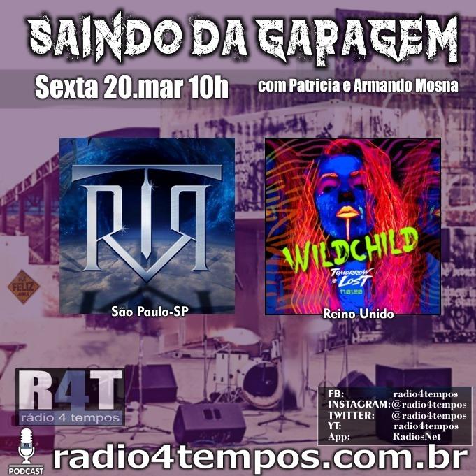 Rádio 4 Tempos - Saindo da Garagem 15:Rádio 4 Tempos