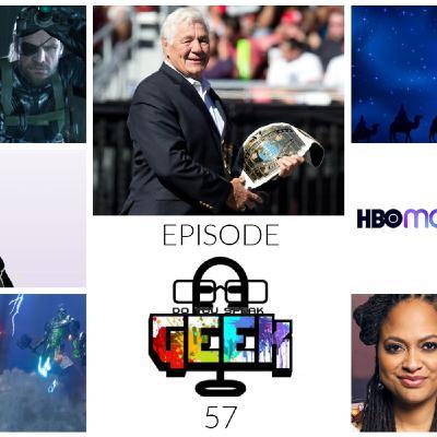 Episode 57 (HBO Max & Warner Bros., Oscar Isaac, Ava DuVernay, Marvel's Avengers, Christmas Star and more)