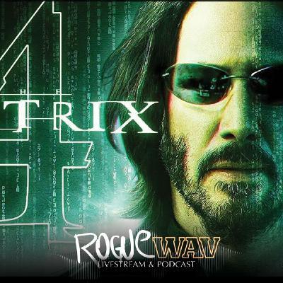 EP 78: Go Rogue or Go Home: Matrix 4, Hawkeye Trailers, Y: The Last Man Debut