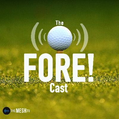 The FORE! Cast: Rob Gallagher, Club Champion