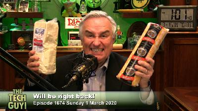 Leo Laporte - The Tech Guy: 1674