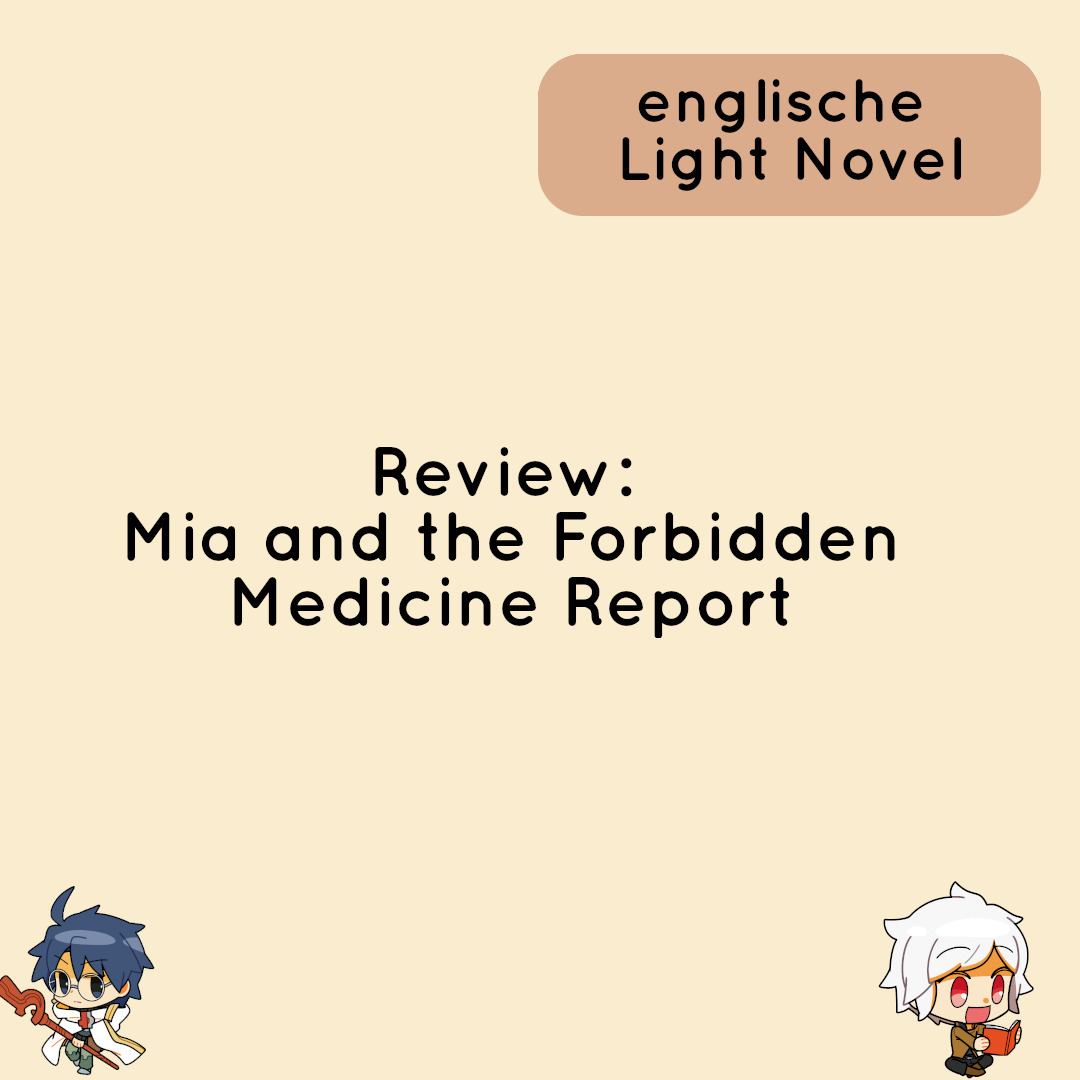 Mia and the Forbidden Medicine Report - Review