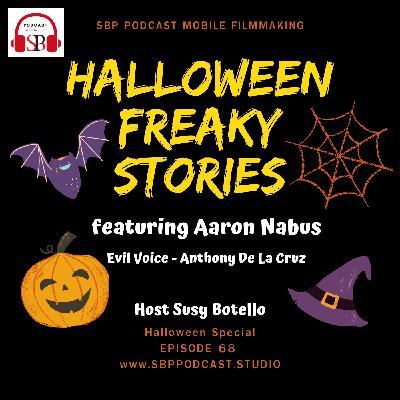 Halloween Freaky Stories with Aaron Nabus