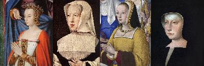 Four Royal Women's Entangled Lives by Keira Morgan
