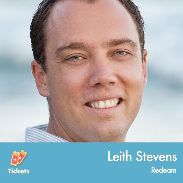 What's next in travel and tourism ticketing with Leith Stevens of Redeam