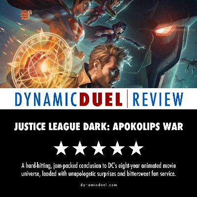 Justice League Dark: Apokolips War Review