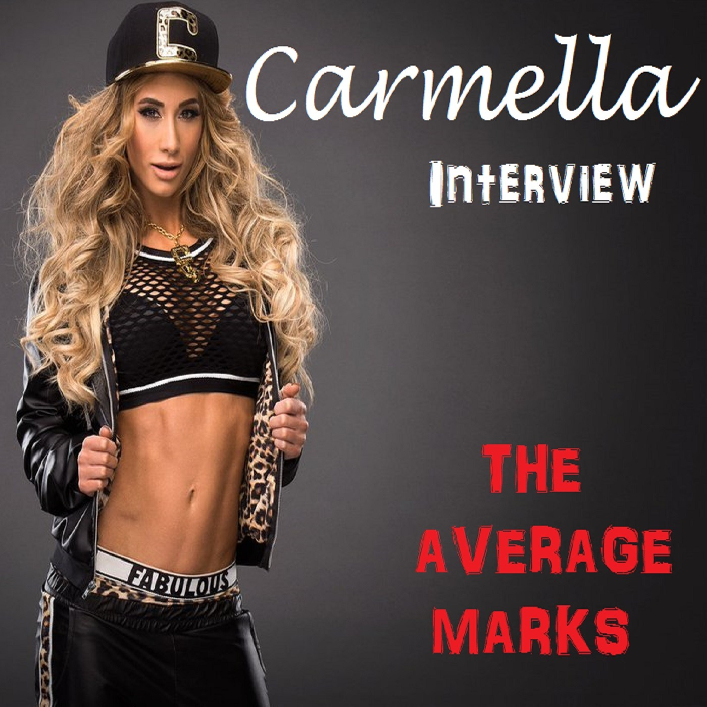 CARMELLA INTERVIEW // Growing Up, Dancing, Cheer, NXT, WWE, Future