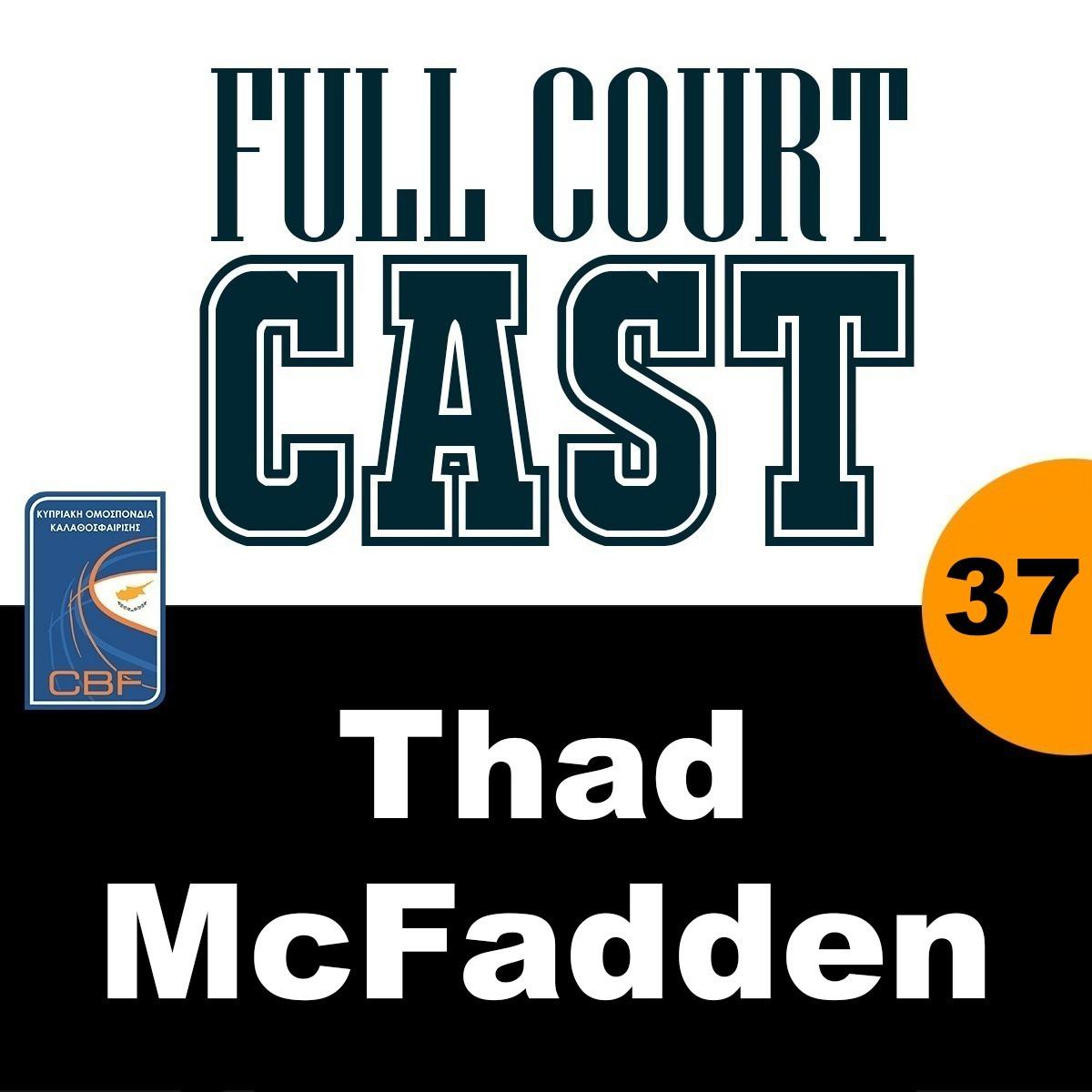 37 - Thad McFadden