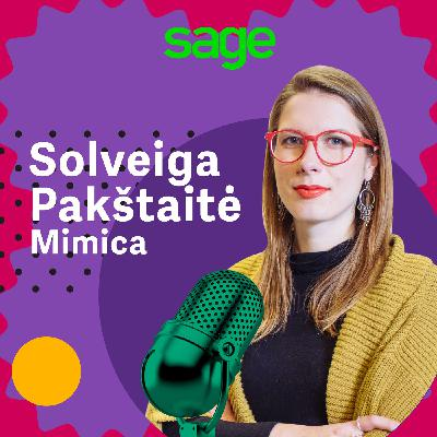 Solveiga Pakštaitė: Patents, product development, and pitching for investment