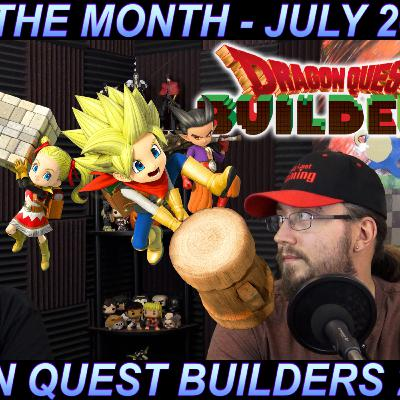 We played Dragon Quest Builders 2 let's talk about it! (Game of the Month July 2020)