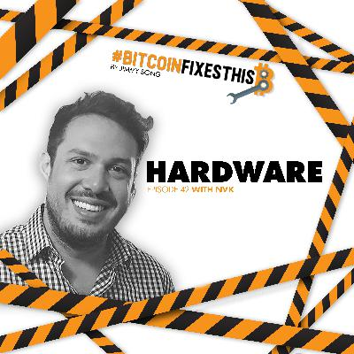 Bitcoin Fixes This #42: Hardware with NVK