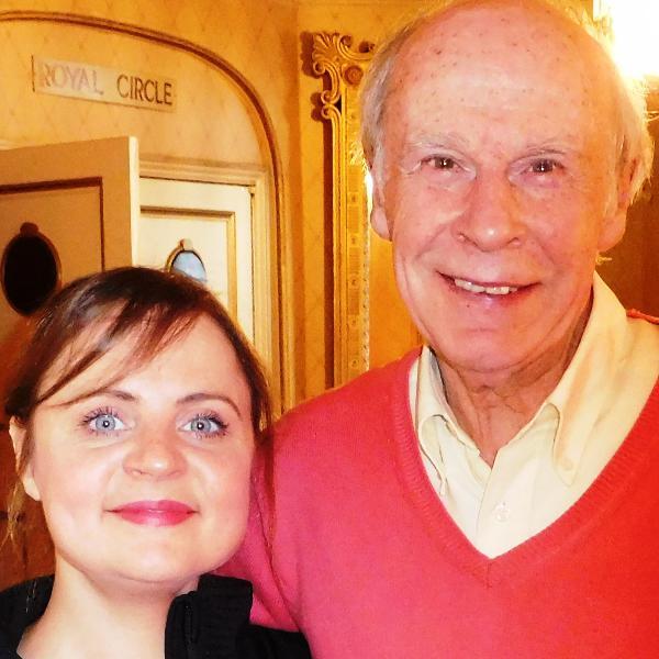 John Hannam Meets Vicky Binns