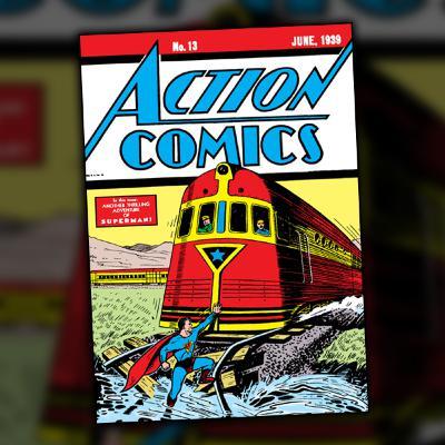 Action Comics #13 (June, 1939)