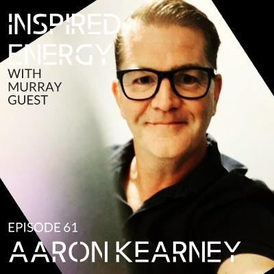 Episode 61 - Aaron Kearney | Journalist & Director of AKS Media