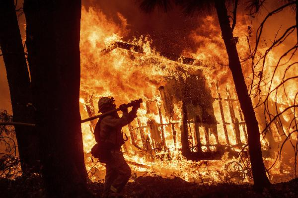 The Manmade Causes Of California's Endless Fire Season