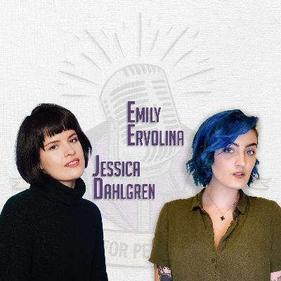 Jessica Dahlgren & Emily Ervolina are Two Sides of 20 Sided Stories