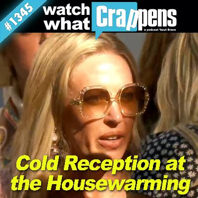 RHOC: Cold Reception at the Housewarming