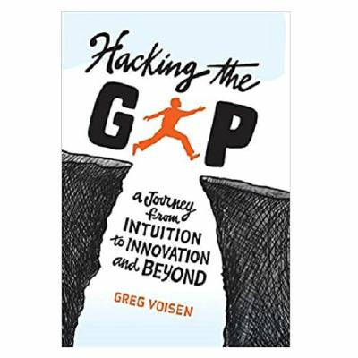 Podcast 866:  Hacking the Gap-Interview with Greg Voisen by Elizabeth Gould