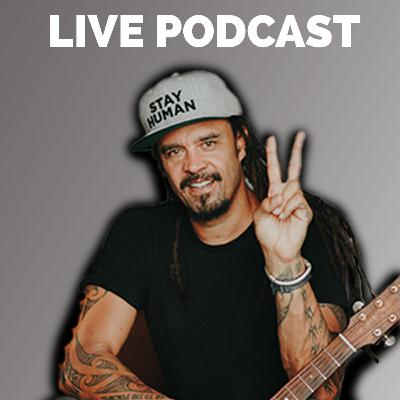 Ep. 176 Keep The Lights On || Michael Franti, World-renowned Musician, Hotel Owner, Filmmaker, and Activist