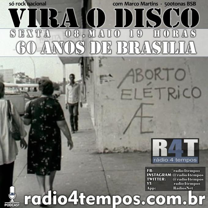 Rádio 4 Tempos - Vira o Disco 60:Rádio 4 Tempos