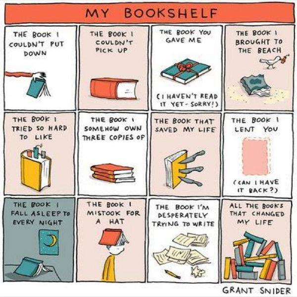 Dusting off the bookshelf | Riaan Wolmarans
