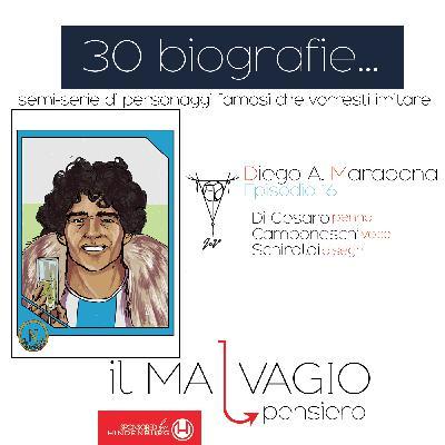 16 - Diego Armando Maradona: il campione fragile