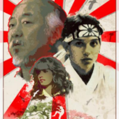 RETRO the Karate Kid