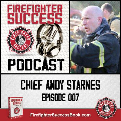 Andy Starnes - 007