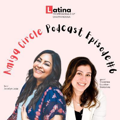 Amiga Circle: Conversation with guest Valentina Escobar-Gonzalez