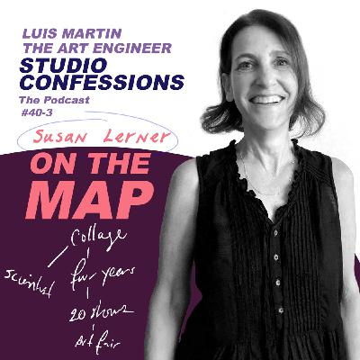 On the Map: Susan Lerner