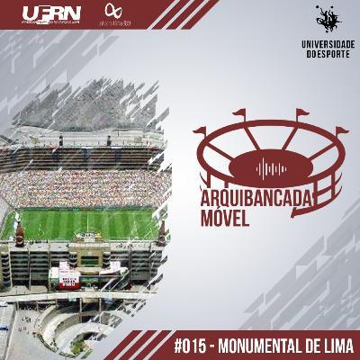 Arquibancada Móvel - Monumental de Lima #015