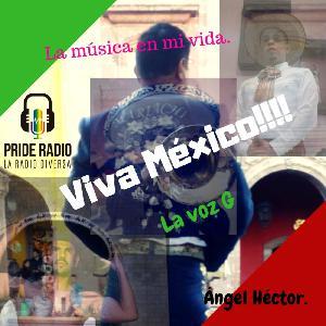 La música en mi vida. Viva México!!!!