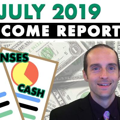 July 2019 Income Report with Jerry Banfield and Uthena