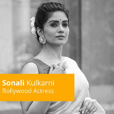 Episode 14: Sonali Kulkarni - Beneath the Make-up and behind the Smile