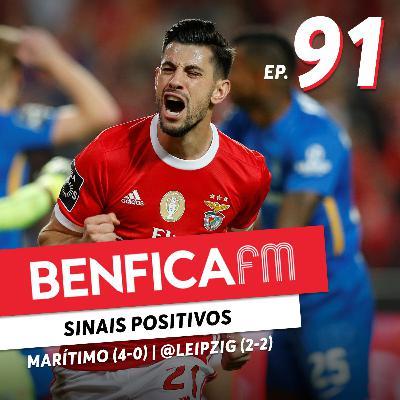 #91 - Benfica FM | Benfica x Marítimo e Leipzig (4-0 e 2-2) Sónia Horn